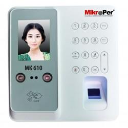 MK 610 B Yüz Tanıma Cihazı
